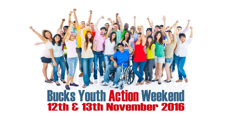 Bucks youth action weekend