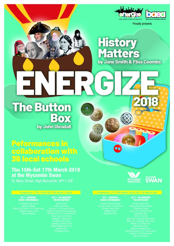 Energize 2018 Wycombe Swan