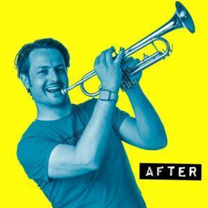 Gary Trumpet After