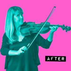 Karen Violin After